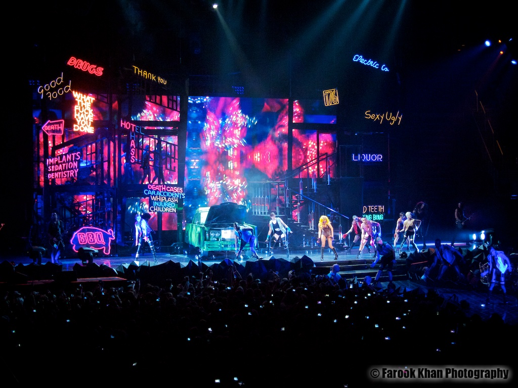 lady gaga concert – Farook Khan Blog Lady Gaga Tour